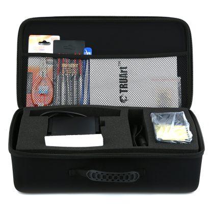 60W dual pen woodburning set with case